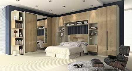 como decorar mi cuarto ideas creativas hoy lowcost On dormitorios modulares matrimoniales