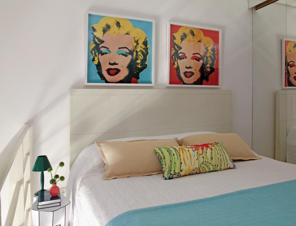 decoracion dormitorio juvenil femenino en blanco