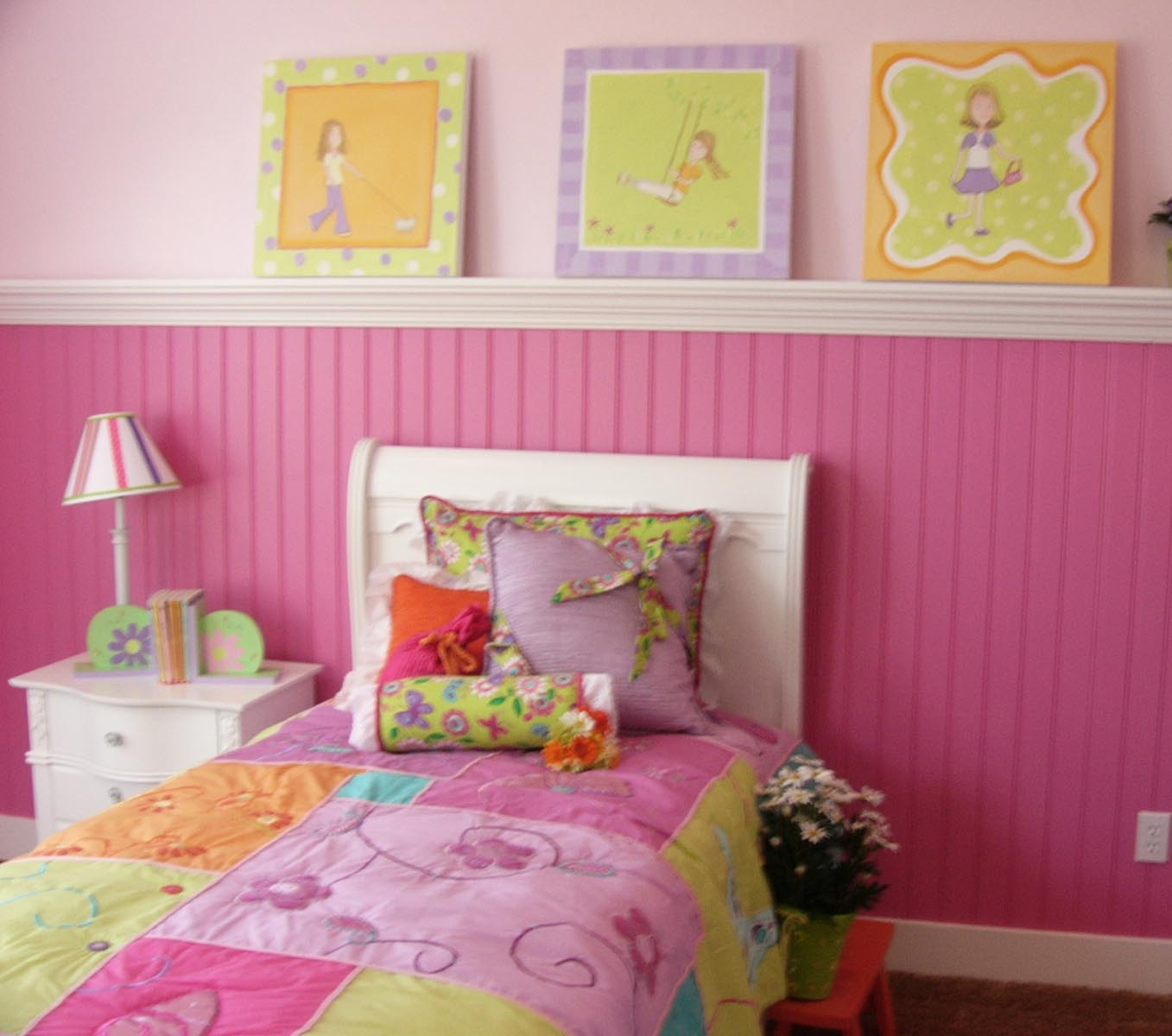 Bedroom Ideas For Girls Bed Ideas And Kids Bedroom: COMO DECORAR EL CUARTO DE UNA NIÑA. 1001 IDEAS
