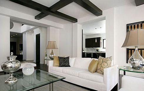 decoracion en blanco espacios pequeños