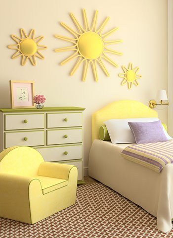 decoracion habitaciones niñas