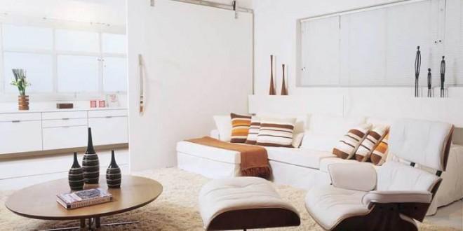 Decoracion paredes blancas hoy lowcost - Decoracion paredes blancas ...