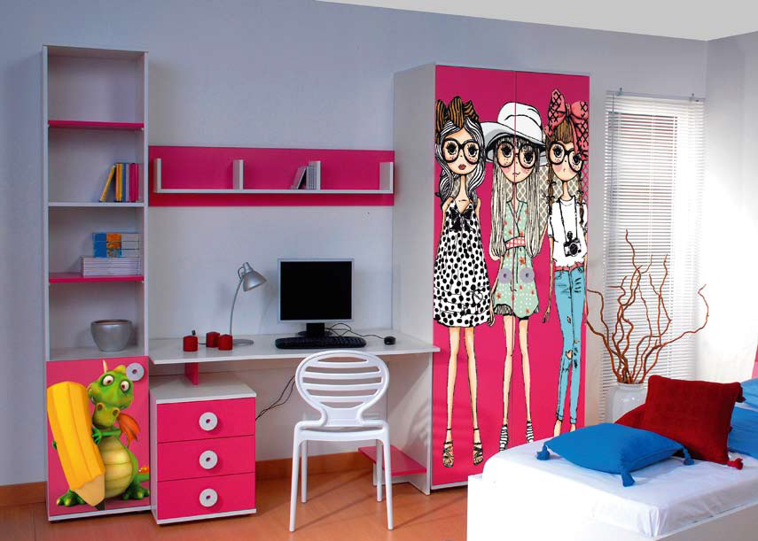 Decoracion de juveniles latest como decorar un dormitorio for Decoracion hogar juvenil