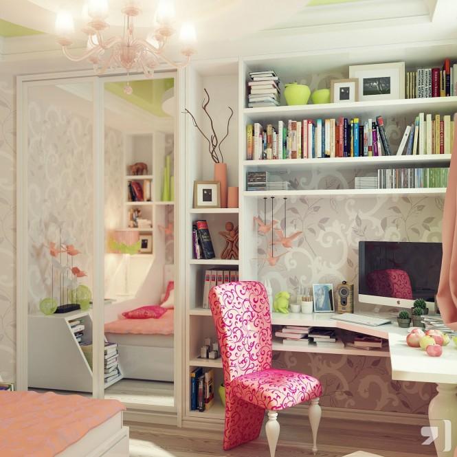 decoraciones para dormitorios niñas adolescentes