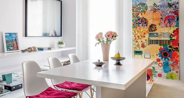 Diseno Decoracion Sobre Muebles Blancos Hoy Lowcost - Decoracion-muebles-blanco
