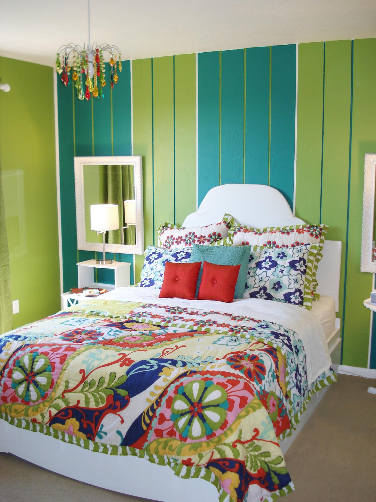 Como decorar dormitorio juvenil