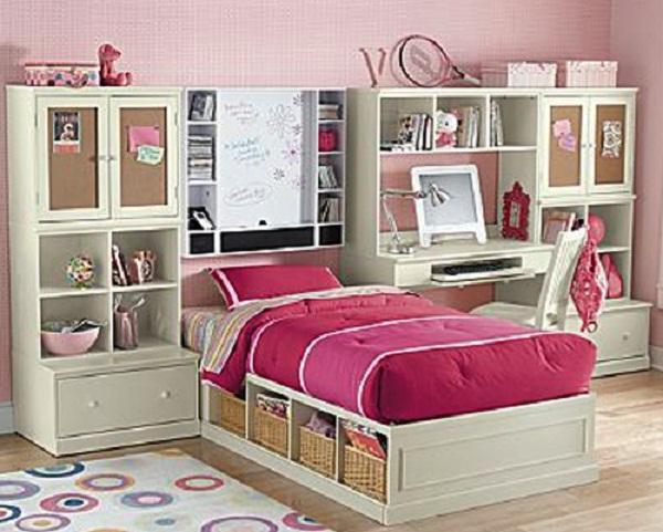Decoraci n de dormitorios juveniles paso a paso hoy lowcost for Imagenes de cuartos para ninas adolescentes