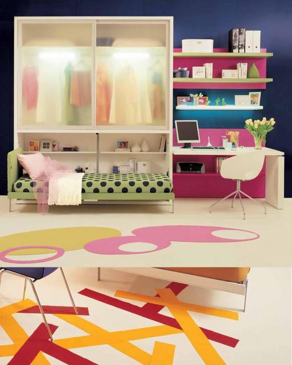 diseño habitacion adolescentes