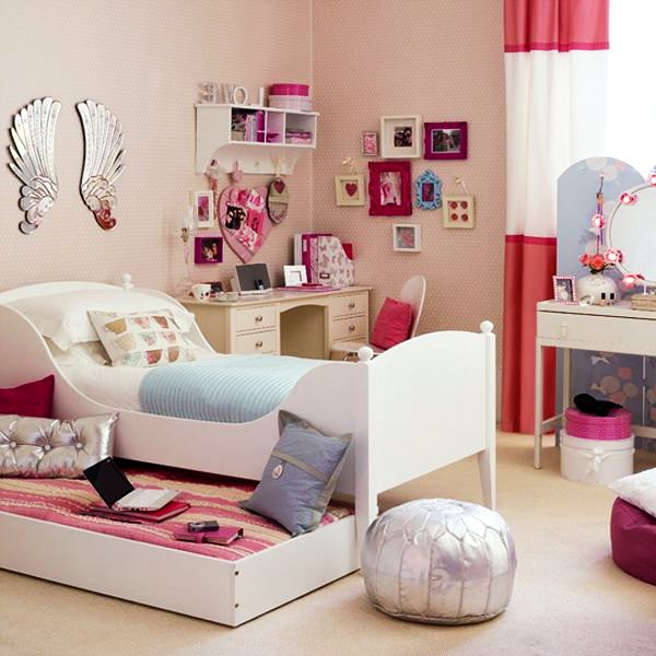 diseño habitacion niña