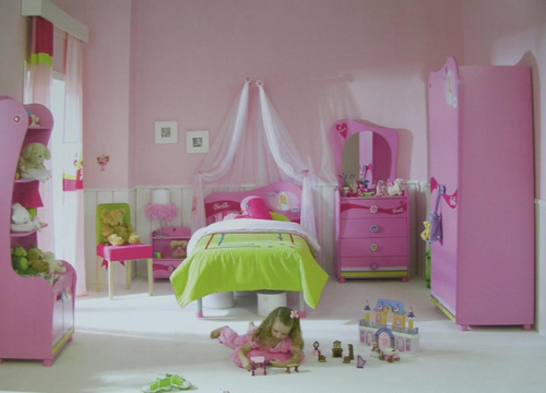 diseño habitacion para niña