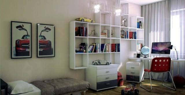 diseño muebles para cuarto de chicos | Hoy LowCost