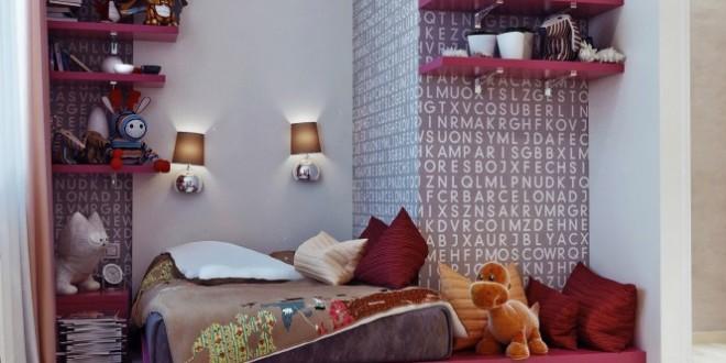 diseo paredes para dormitorios juveniles