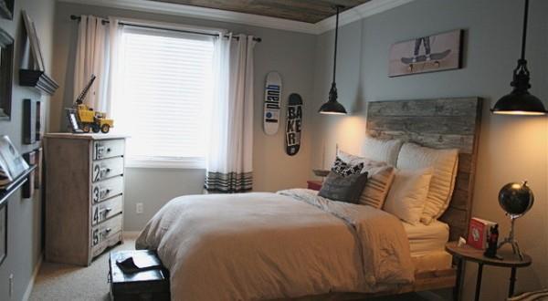 Dormitorio decoracion barata hoy lowcost - Decoracion casa barato ...