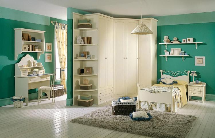 dormitorio-infantil-verde