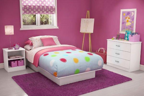 dormitorio niña decoracion