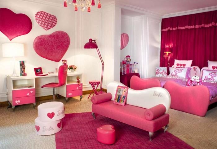 decorar cuartos de niñas