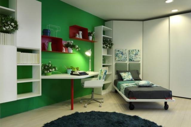 Decoraci n de dormitorios juveniles paso a paso hoy lowcost - Dormitorios para jovenes ...