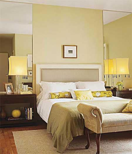Como decorar mi cuarto ideas creativas hoy lowcost - Espejos en dormitorios ...
