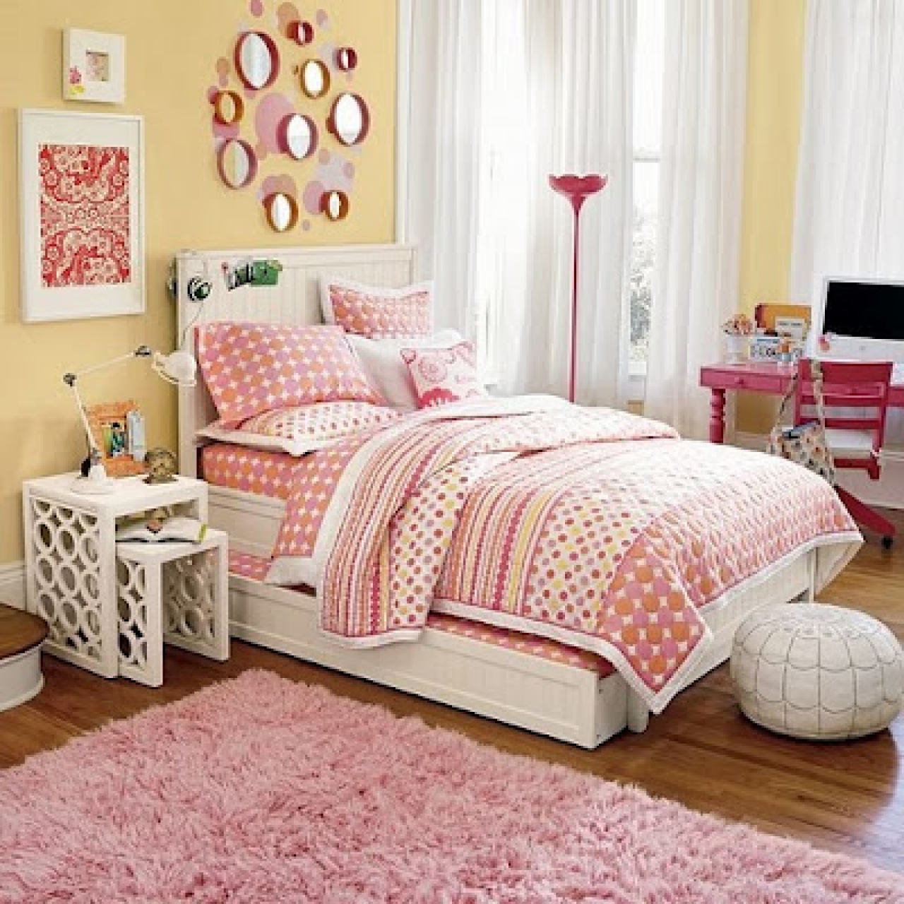 estilo decoracion habitacion niña