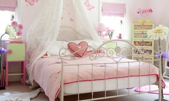 Estilo romantico dormitorio ni a hoy lowcost - Dormitorios estilo romantico ...