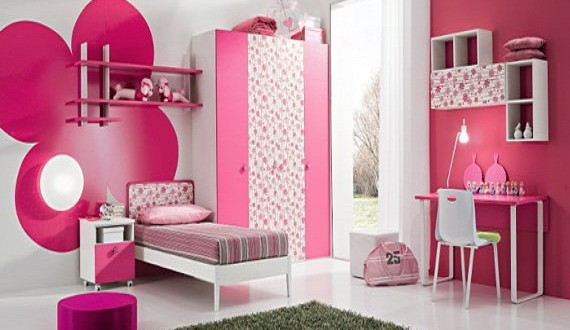 Como decorar el cuarto de una ni a hoy lowcost - Decorar habitacion nina ...