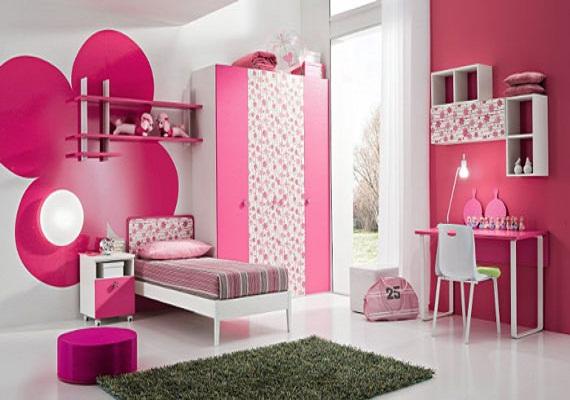 como decorar el cuarto de una niña