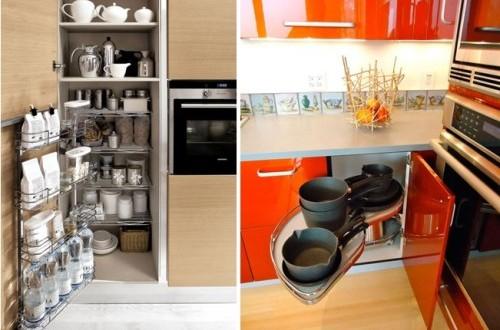 ideas ordenacion cocinas pequeñas | Hoy LowCost