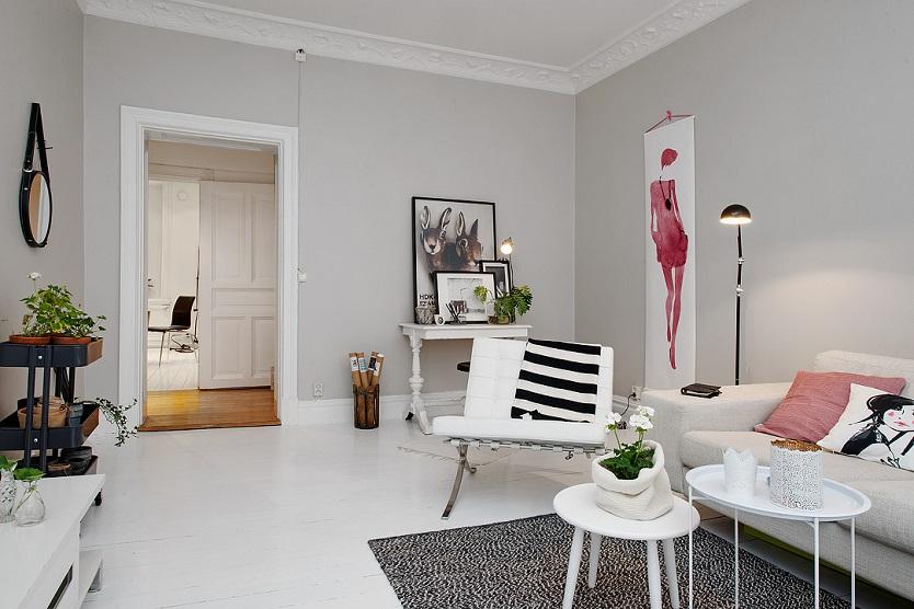muebles baratos salones pequeños