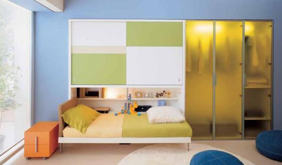 Decoraci n de dormitorios juveniles paso a paso hoy lowcost - Habitaciones en espacios reducidos ...