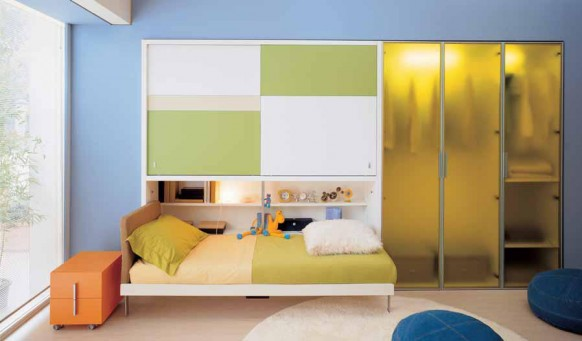 Decoraci n de dormitorios juveniles paso a paso hoy lowcost - Dormitorios juveniles espacios pequenos ...