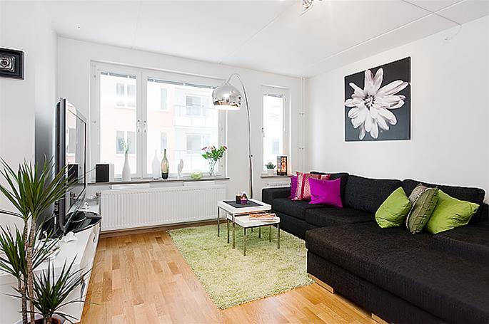 muebles salon baratos para casas pequeñas