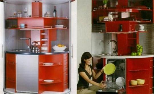 Nuevas tendencias cocinas giratorias hoy lowcost - Cocinas ultimas tendencias ...