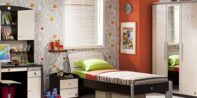 Papel pintado habitaciones juveniles hoy lowcost - Habitaciones papel pintado ...