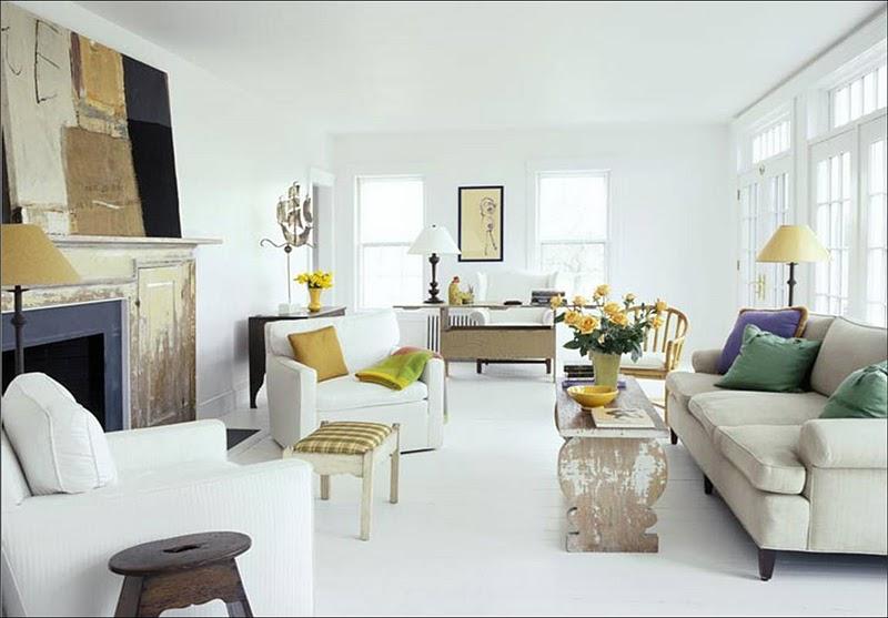 Como decorar una casa peque a con poco dinero hoy lowcost Ideas para decorar departamento pequeno