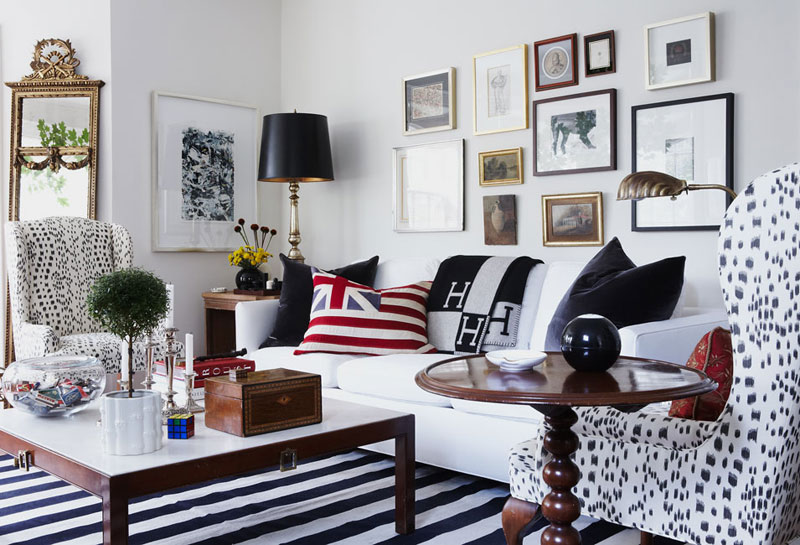 Como decorar una casa peque a con poco dinero hoy lowcost for Pinturas interiores 2016