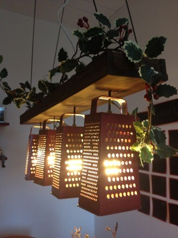 creaciones propias en lamparas