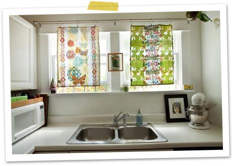 cortinas cocina ultima tendencia | Hoy LowCost
