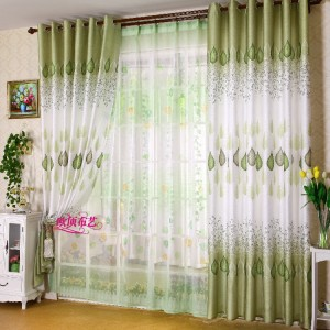 Cortinas dobles dise o salones copia hoy lowcost for Doble cortina para salon