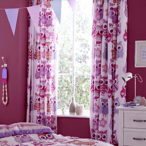 Modelos de cortinas modernas 2018 hoy lowcost for Telas para cortinas infantiles