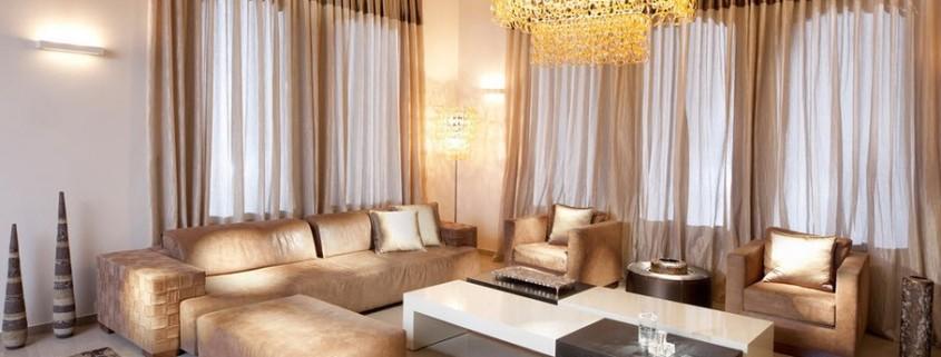 tipo de cortinas modernas