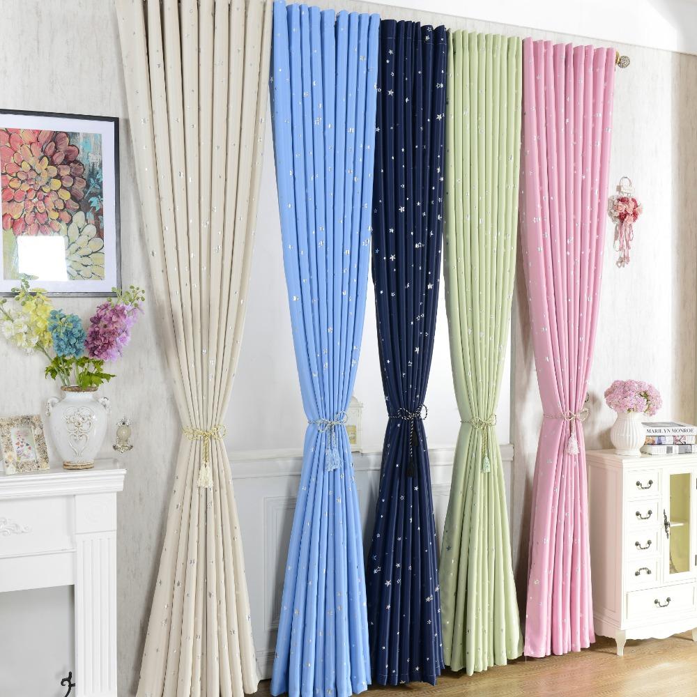 colores moda cortinas 2017