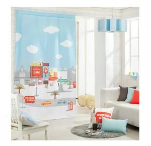 cortinas separadoras ambientes loft - copia