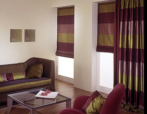 cortinas y estores decoracion salon copia