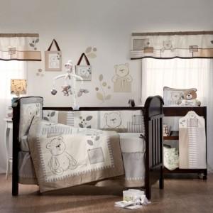 cortinas y ropa de cuna cuartos de bebes - copia