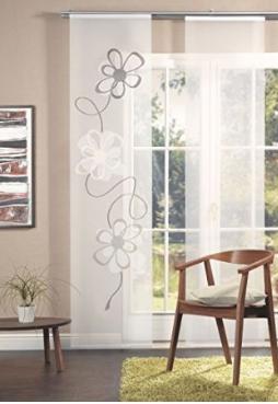 decoración de ventanas paneles japoneses