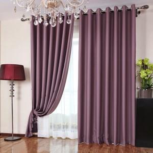 decoracion combinada cortinas y visillos para salones - copia
