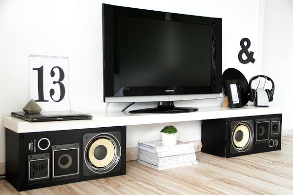 decorar con muebles hechos por ti