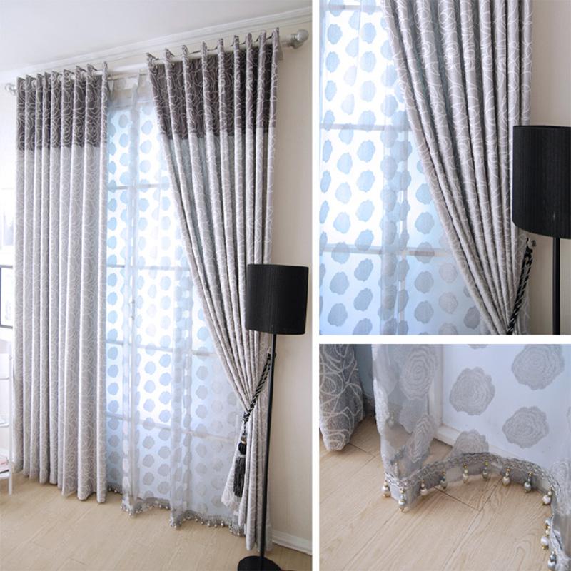 Consejos para la decoraci n de ventanas 2018 hoy lowcost for Tipos de cortinas para salon