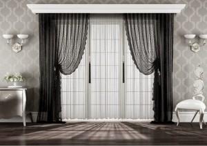 diseño clasico cortinas salones - copia