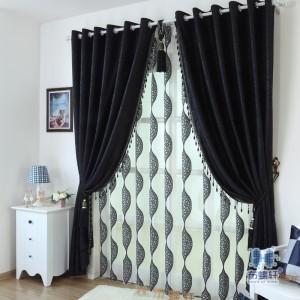 diseño cortinas blanco y negro - copia